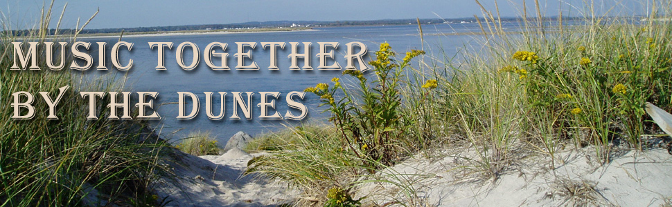 Music Together by the Dunes
